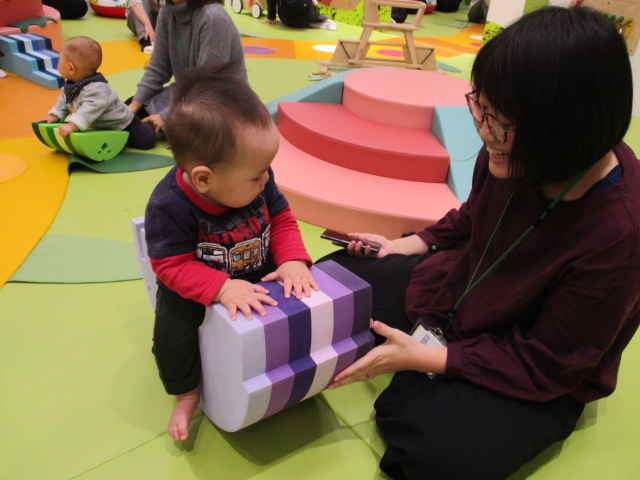 11月22日(木) 赤ちゃんの日イベント★ボブルス体験会ご報告