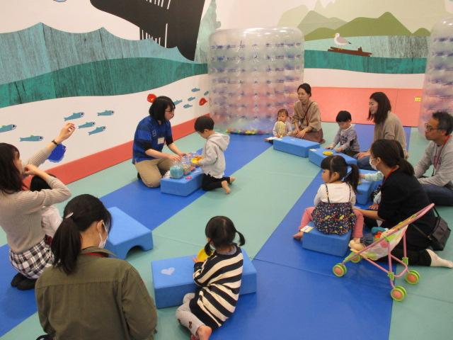 2月13日(水)幼児イベント ハマビーズ