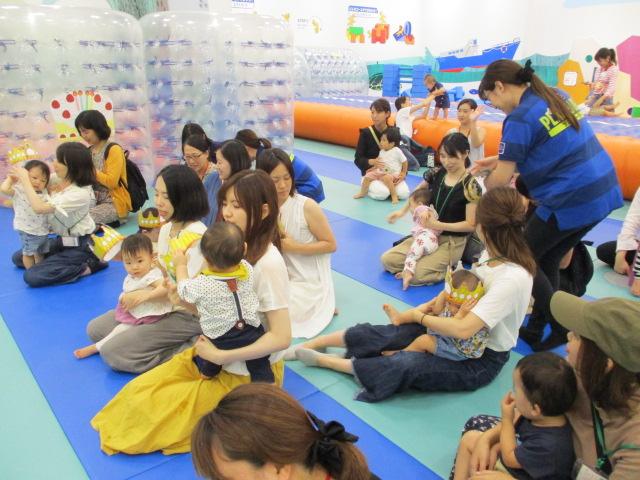 9月4日(水) お誕生日会イベントのご報告